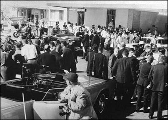 an examination of the assassination of john f kennedy The john f kennedy assassination homepage warren commission media library but in a fact-finding investigation, this behavior is profoundly suspicious during the testimonies of the 395 witnesses, the examination went off the record about 300 times, at crucial points and sometimes up.